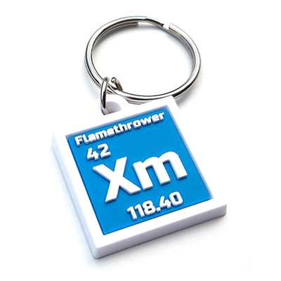 XM42 Element Keychain