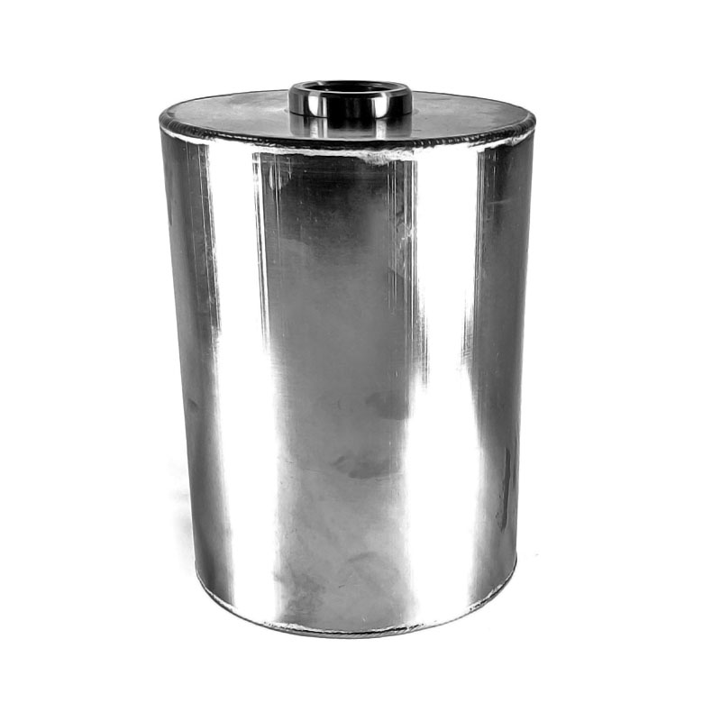"XM42-M 6"" Fuel Tank (Nickel Plated)"